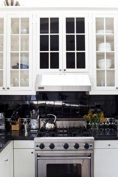 Kitchen perfection Michelle James' Brooklyn Kitchen