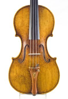 Replica  of  violin - C.A.Testore 1746 made by Rumen Spirov  in 2013  year   -  Owner is   Daniel  Tringov
