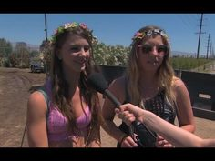 Jimmy Kimmel asks hipsters about made up bands at Coachella 2013.  This is literally priceless