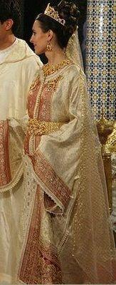 smzk11:  moroccan bride&groom