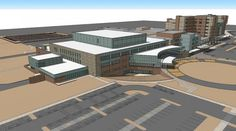 New Proton Treatment Facility to open in Phoenix, AZ in 2015.  Part of the new Cancer Treatment Building.