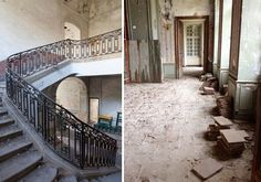 A Couple Bought An Abandoned French Chateau From The 1700s, And This Is What They Found Inside. [STORY]