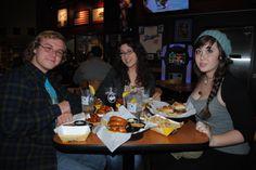 January 21st: Buffalo Wild Wings with the Gpoyos!!