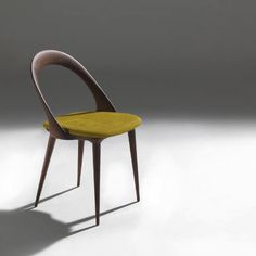Ester chair by Porada #diningchairs #velvetchair #chairdesign comfortable chair, modern chairs ideas, side chair | See more at http://modernchairs.eu
