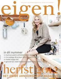 Magazine Eigen! Bijdragen: gevarieerde artikelen