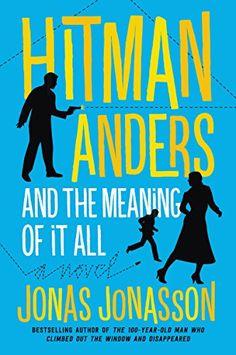 Hitman Anders by Jonas Jonasson