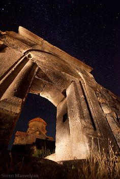 Night Armenian Spirit photo taken by Suren Manvelyan