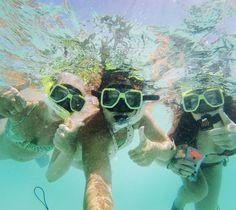 Great barrier reef with @ebellingan and @sheilaghadammua #greatbarrierreef #snorking #australia  by michelleharty http://ift.tt/1UokkV2