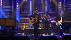 Conor Oberst: Zigzagging Toward the Light | The Tonight Show | NBC  Nice performance by Conor Oberst with Dawes backing him on the Tonight Show. Enjoy!