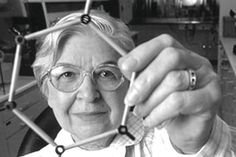 Stephanie Kwolek invented Kevlar, the tough, durable material now used to make bulletproof vests.  In 1963, she found a  polymer in which rod-like molecules all lined up in one direction, which she thought would be stronger than other materials. Her material was so strong her coworkers were afraid it would break their testing machines. She had created a substance that was ounce-for-ounce as strong as steel.