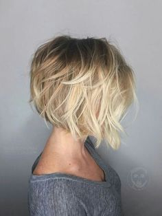 Find & save ideas about Short fine hair. See more about Fine hair, Hairstyles and Hair. #shorthaircutsforwomen
