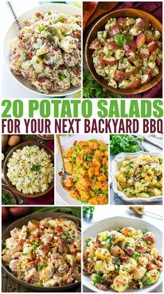 Making Potato Salad: