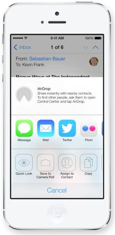 Hands on video of iOS 7 - see all the new features in action!