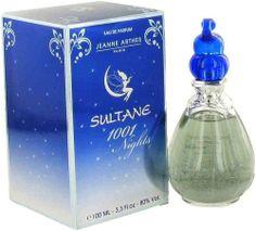 NEW - Sultane 1001 Nights by Jeanne Arthes Eau De Parfum Spray 3.3 oz for Women- 483217