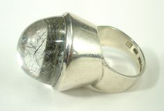 Sterling ring by Kaunis Koru of Finland