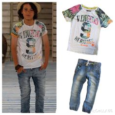 Vingino outfit #kinderkleding