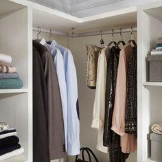 extension d 39 angle pour dressing darwin de castorama. Black Bedroom Furniture Sets. Home Design Ideas