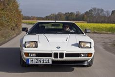 BMW M1 (1978 - 1981)