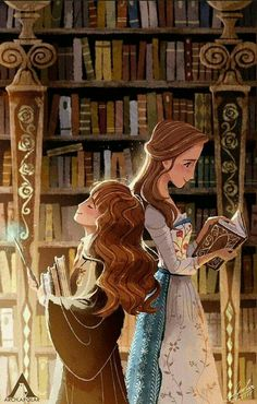 Whatever changes in my life, whoever I turn out to be, I will always be a book lover.