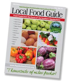 Local food and sustainability :)