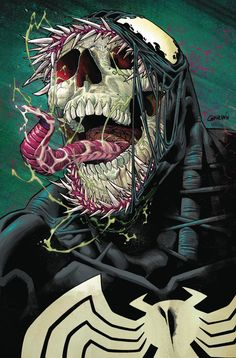 """You are watching the movie Venom on Putlocker HD. When Eddie Brock acquires the powers of a symbiote, he will have to release his alter-ego """"Venom"""" to save his life. Venom Comics, Marvel Comics Art, Marvel Comic Books, Comic Book Characters, Comic Character, Comic Books Art, Comic Art, Ms Marvel, Marvel Venom"""