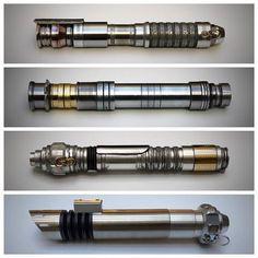 Star Wars Sith, Star Wars Rpg, Star Wars Humor, Lego Star Wars, Clone Wars, Lightsaber Design, Custom Lightsaber, Lightsaber Hilt, Sabre Laser