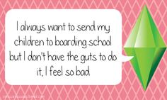 Sims Confessions
