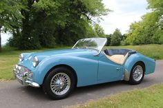 Triumph TR3a for sale in very good condition PVX 543 | Rawles ...
