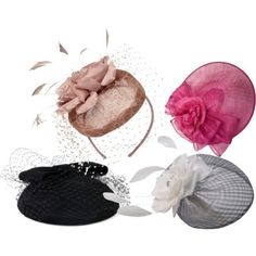 Variety of Church Hats.