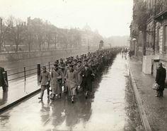 Foto del generale Charles Giorno Palmer scoperti di recente Mostra gli orrori del nazismo Retreat