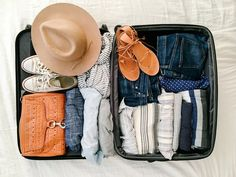 The Organizing Accessories Expert Travelers Always Have in Their Suitcase