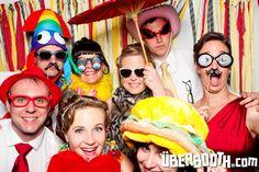 Blake & Shannon Wedding - UberBooth