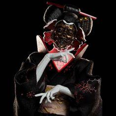 全球最速立體化!《攻殼機動隊》 1/4 比例雕像 少校 & 藝妓 Ghost in the Shell: Mixed-Media 1/4 Scale Statue - The Major & Geisha | 玩具人Toy People News