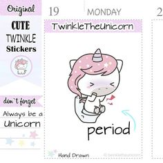 A195 | periode planner stickers, period stickers,period #supplies @EtsyMktgTool http://etsy.me/2yoA2jA