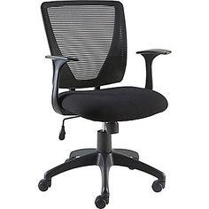 Staples Vexa Mesh Chair $49.99 (55% off) @ Staples