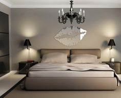 Awesome Deco Chambre Adulte 2019 that you must know, You?re in good company if you?re looking for Deco Chambre Adulte 2019 Couple Bedroom, Bedroom Sets, Home Bedroom, Bedroom Wall, Master Bedroom, Asian Bedroom, Gray Bedroom, Nursery Room, Bedroom Furniture