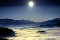 雲海 clouds