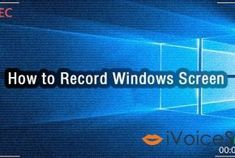 Today we will show you an easy way to record screen on your Windows computer with high quality still. Blue Moon Today, Screen Recorder, Video Source, Window Screens, Why Do People, Ways To Communicate, Windows, Ramen