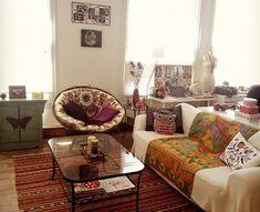 tela en sofa