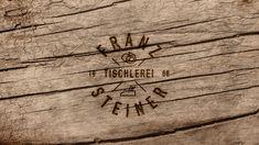 Für die Tischlerei Franz Steiner entwickelten wir ein Corporate Design – ganz im hölzernen Stil 🤓 #nicetomoveyou #branding #corporatedesign #logodesign #logo #marketing #movemusbrandpositioning Logodesign, Corporate Design, Hair Accessories, Marketing, Art, Carpentry, Make A Donation, Art Background, Kunst