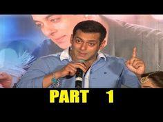 UNCUT Prem Ratan Dhan Payo trailer launch | Salman Khan, Sonam Kapoor | PART 1.