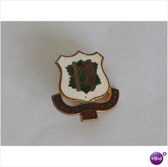 Warwickshire Womens Bowling Club Enamel Badge - For Sale on eBid United Kingdom