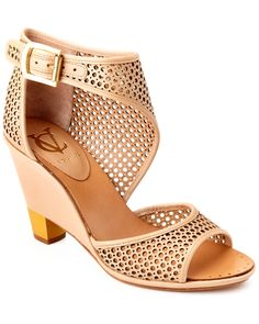 """Spotted this VC Signature by Vince Camuto """"Tashelle"""" Leather Sandal on Rue La La. Shop (quickly!)."""