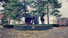 Musicians Park in Downtown Holland, MI | www.Instagram.com/DowntownHolland