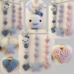 Crochet Necklace, Homemade, Home Made, Hand Made