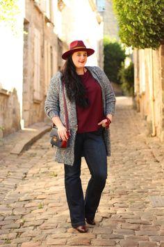Anas Pnlope   Blog mode ronde, grande taille, plus-size fashion blog, fatshion.: Belle en push-up avec Balsamik !