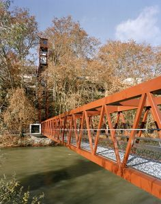 Gallery of Limmat Footbridge and Promenade Lift / Leuppi & Schafroth Architekten…