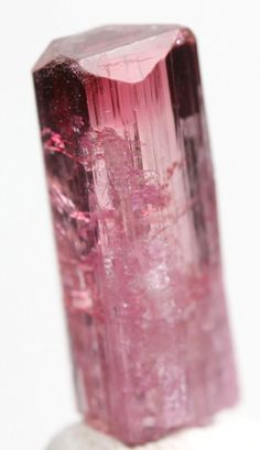 Pink Tourmaline-- October babies are lucky, two beautiful birthstones!