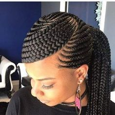 evening hairstyles with weave hairstyles hairstyles for little girls braids hairstyles braid hairstyles for braided hairstyles braid hairstyles for black hair hairstyles naturally curly hair Braided Cornrow Hairstyles, African Braids Hairstyles, Natural Hair Braids, Braids For Black Hair, Braided Hairstyles For Black Women Cornrows, Lemonade Braids Hairstyles, Curly Hair Styles, Natural Hair Styles, Cool Braids