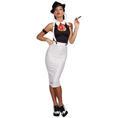 Adult Dirty Work Gangster Costume